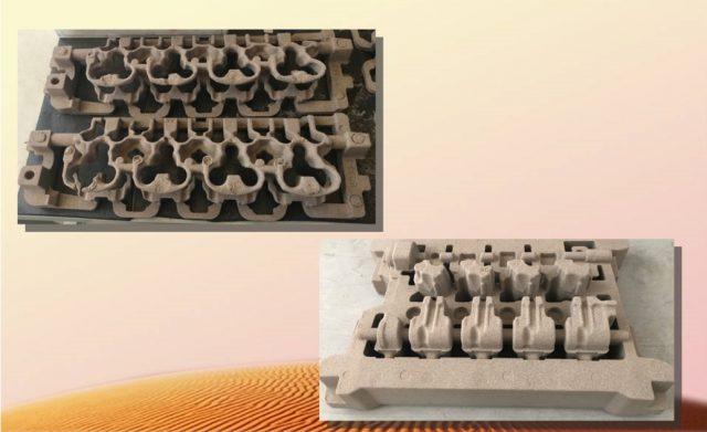 Inorganic Sand Core for Aluminum Alloy