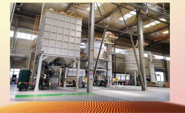Inorganic Waste Sand Recycling Line